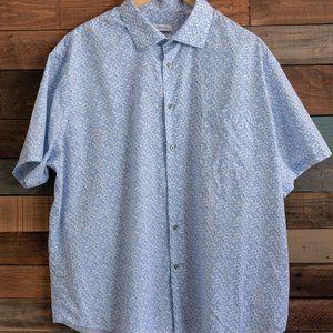 CK S/S Dress Shirt
